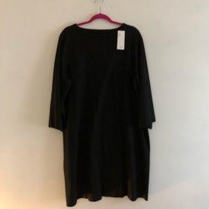 ✨NEW 100% wool black dress